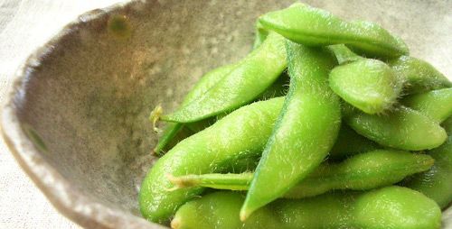 Photo credit: Green Soybeans, by Kanko* @ Flickr.