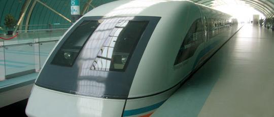 Mag Lev Train